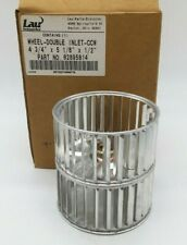 Lau Industries 02895814 Double Inlet Blower Wheel