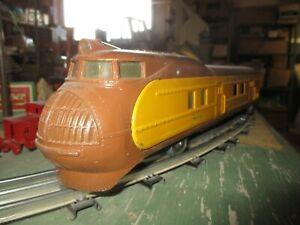 Lionel Semi-Scale 752 Union Pacific 4 unit set to restore, original boxes