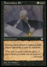MTG 4x BOTTOMLESS PIT - Stronghold *Discarder*