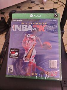 NBA 2k21 Xbox Series X/S and Xbox One SHIPS IMMEDIATELY, BRAND NEW