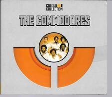 CD COMPIL DIGIPACK 18 TITRES--THE COMMODORES--THE BEST OF (COLOUR COLLECTION)