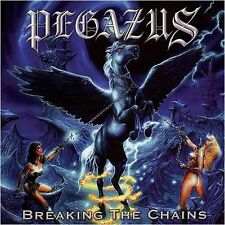 PEGAZUS - Breaking The Chains  [Re-Release] DIGI CD