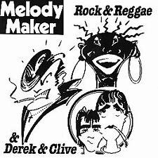 Various - Rock & Reggae & Derek & Clive - Island Records - 1976 #758566