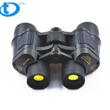 Optical Night Vision Binoculars Telescope, 60 X 60 High Clarity 5-3000M wit