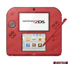 Consolas de videojuegos rojos Nintendo para Nintendo DS