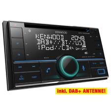 KENWOOD 2-DIN DAB+/ALEXA/USB Auto Radioset für NISSAN X-Trail T30 - 01-07