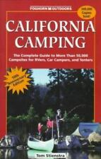 California Camping: The Complete Guide to More Than 50,000 Campsites for Tenters