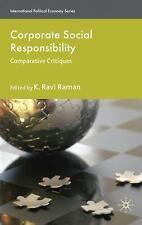 Corporate Social Responsibility: Comparative Critiques