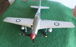 FRANKLIN MINT ARMOUR COLLECTION  B11E329  P51  MUSTANG  AIRCRAFT  1:48 SCALE