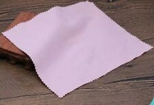 Pink microfiber cloth cleaning wipe eye-glasses reading spectacle sunglasses zz