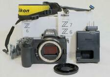 Nikon Z6 24MP Full Frame Mirrorless Camera Body + FTZ Adapter - NICE! (8860)