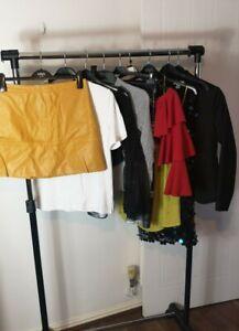 Womens Ladies Clothes Bundle Size 12 Blazer Dress Shirt Top Tshirt Skirt ZZ1