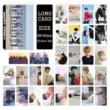 NEW 30pcs/box Cute Kpop Seventeen Don't Wanna Cry Photo Card Poster Lomo Cards