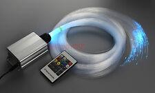 Mini DIY star fiber optic lights pack of ceiling light color change RF remote