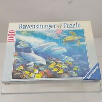 Bountiful Reef, 1000 Piece Jigsaw Puzzle Made by Ravensburger New Sealed