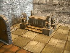Heroic Crypt Thomarillion Unpainted Resin Dwarven Forge D&D