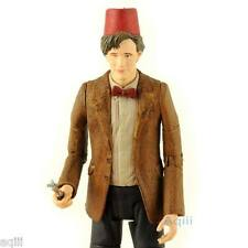 Doctor Who Action Figure Red Hat Fez 11th Eleventh Doctor With Sonic Screwdriver