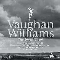 Andrew Davis - Vaughan Williams : Symphonies NEW CD