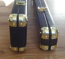 Leather Cue Case Corner Protectors to protect your expensive cue case.