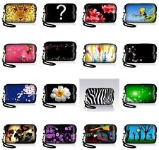 Patterns Compact Digital Case Carry Bag Pouch Cover For Apple iPhone 5C 5S/6S/7