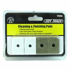 TT4553 Woodland Scenics Tidy Track Cleaning And Finishing Pads TMC