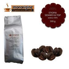 Caffè in Grani Etiopia Sidamo G2 Top 500 gr - Caffè Monorigine Arabica 100%