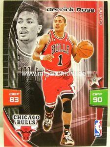 Panini NBA Adrenalyn XL 2010 - Chicago Bulls aussuchen