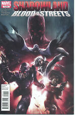 SHADOWLAND: Blood on the Streets  # 1-4 (Complete Series) (VF/NM 1st Prints)