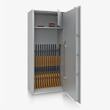 Waffenschrank / Tresor  EN 1143-1 Kl. N/0 (1820x800x495) für 13 LW, 10 KW + Mun.