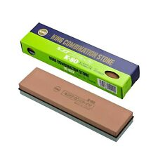 Japanese Kingstone Sharpening Stone K80 250/1000 Grit Combination -