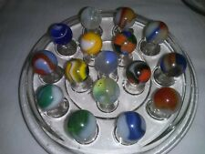Vintage Vitto & Peltier Marbles Lot of 16