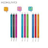 Kokuyo Enpitsu Mechanical Pencil 0.9/0.7/1.3mm Candy color Choose from 9 Colors