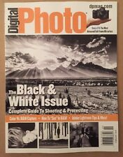 Digital Photo Black & White Issue Guide To Shooting Feb 2015 FREE SHIPPING!