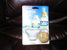 Flipple turn water bottle into baby bottle  attachment NEW