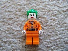LEGO Batman - Rare Original - Joker w/ Jumpsuit Minifig - From 10937