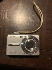 Kodak EasyShare M1063 Red 10.3MP UNTESTED AS-IS