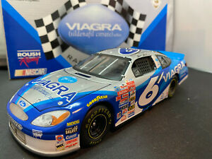Team Caliber Owners Series Mark Martin Viagra 2001 Ford Taurus NASCAR Diecast