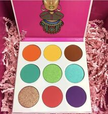 Juvia's Place The Zulu Eyeshadow Palette 100% Genuine