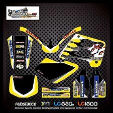 Gas Gas EC 98-01 Xyience Kit Yellow Decal Sticker MX (288)