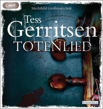 Tess Gerritsen, Totenlied. Hörbuch gelesen von Mechthild Großmann (mp3 CD, 2017)