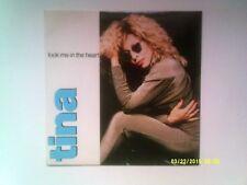 "TINA TURNER LOOK ME IN THE HEART 7"" SINGLE 1989 N/MINT"