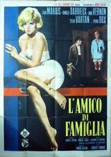 PATATE FRIEND OF THE FAMILY Italian 4F movie poster SYLVIE VARTAN JEAN MARAIS