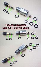 Theoben Regulator Service Kit - Seals & Belleville Washers