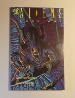 ALIENS: Book One NEAR MINT (Dark Horse Comics, 1990) 1st Edition! Mark Verheiden