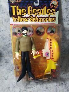 The Beatles Yellow Submarine George Harrison McFarlane Toys - NIB