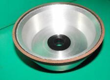 11V9 CBN grinding wheel 125mm B126 CON 75 for steel