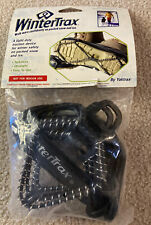 New listing YakTrax Wintertrax Walker Ice Snow Traction/ For Shoes Or Boots New