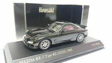 Kyosho Howsakt Mazda RX-7 Type RZ FD3S Rotary 1993 Black 1:43