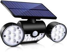 New listing Topmante Solar Motion Sensor Lights Outdoor Lighting, 30 Led Ip65 Waterproof 360