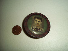 VINTAGE BETHLEHEM FAIRFIELD SHIPYARD BALTIMORE EMPLOYEE BADGE
